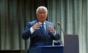 Portugal já recebeu tranche de três mil milhões de euros do programa SURE, diz Costa