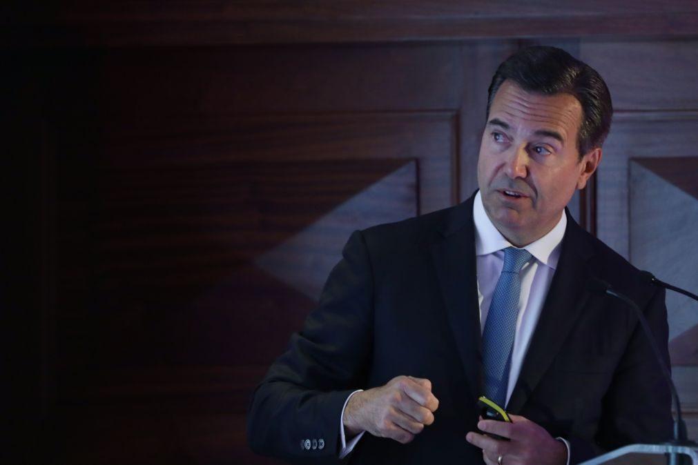 António Horta Osório nomeado presidente do conselho de administraçºao do Credit Suisse