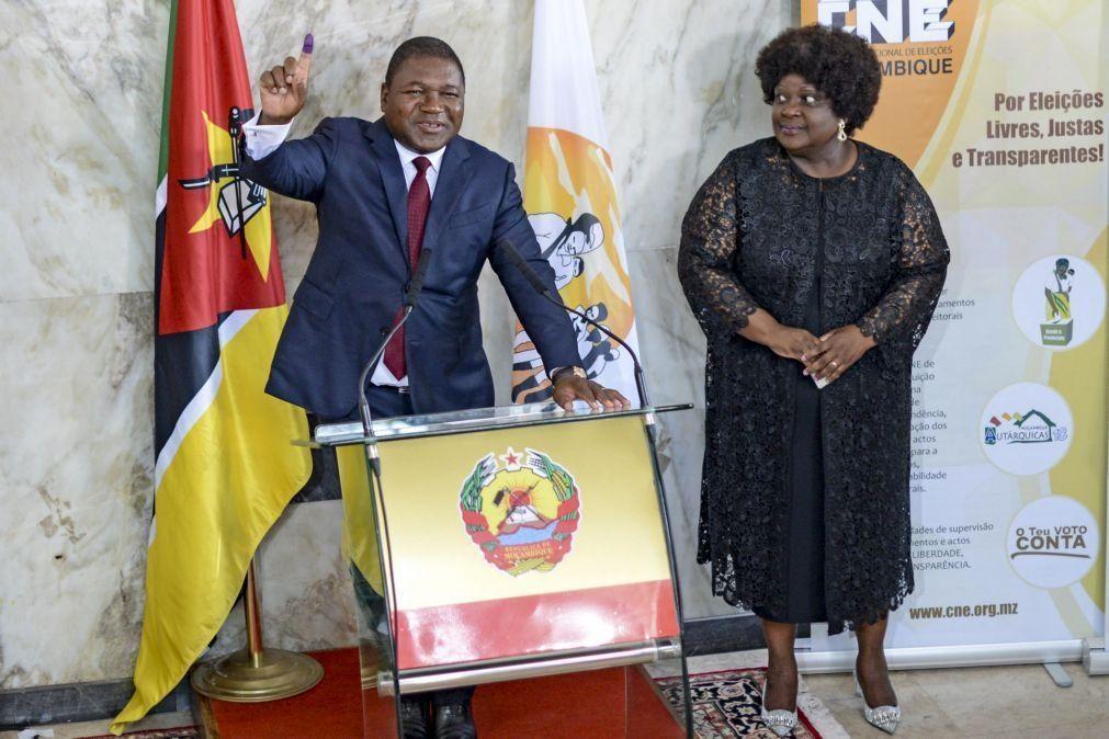 Luta contra a sida continua longe de ser vencida em Moçambique - Presidente
