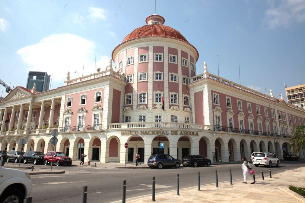 Banco central de Angola define regras para contratos de câmbio a prazo