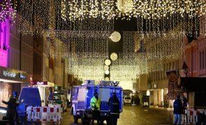 Polícia confirma quatro mortes e exclui terrorismo em atropelamento na Alemanha