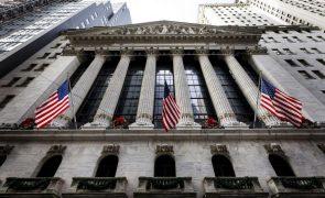 Bolsa de Nova Iorque encerra em alta com Dow Jones a valorizar 0,63%