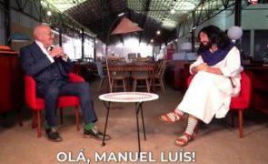 Manuel Luís Goucha Apresentador é a estrela da música de Natal da Rádio Comercial   Veja o vídeo