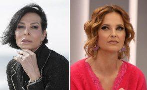 Cristina Ferreira cancelou programa a José Castelo Branco