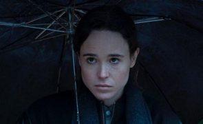 "Ellen Page anuncia que é transgénero: ""O meu nome é Elliot"""