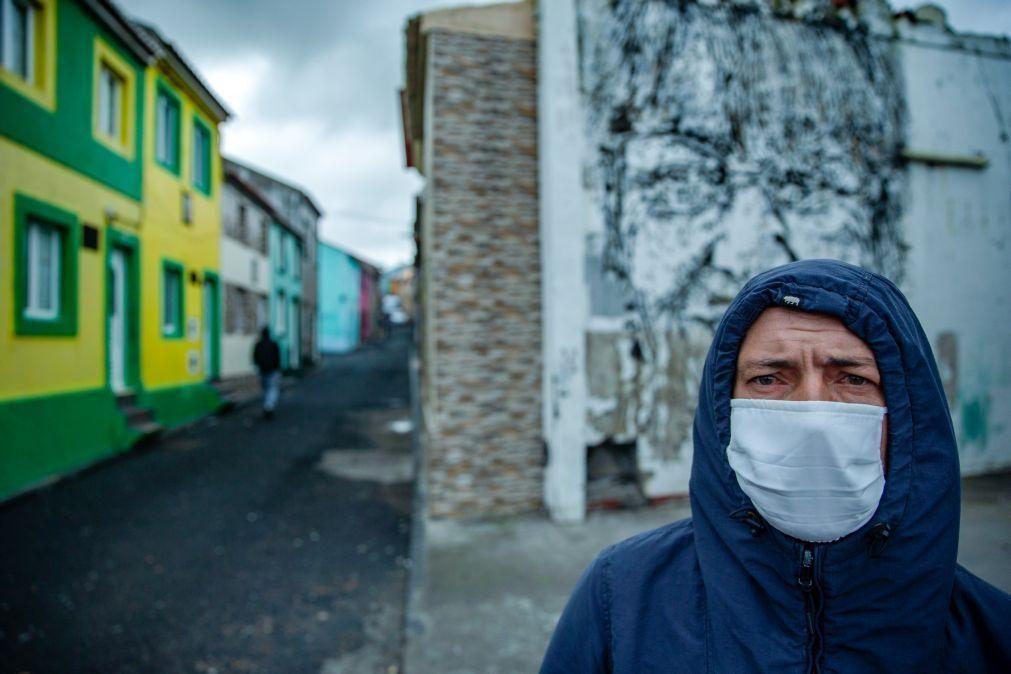 Covid-19: Açores com 18 novos casos e 71 recuperações nas últimas 24 horas