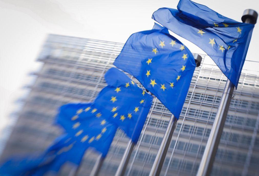 UE/Presidência: Lema, logótipo e 'website' apresentados na sexta-feira