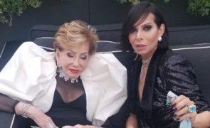 José Castelo Branco e Betty Grafstein vão casar-se outra vez... ambos vestidos de noiva [vídeo]