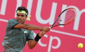 Frederico Silva elimina francês e segue para a segunda ronda do Maia Open