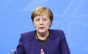 Covid-19: Alemanha mantém restrições até 10 de janeiro