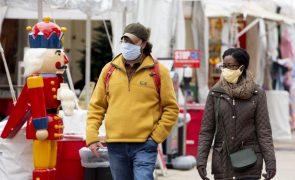 Covid-19: EUA registam 2.731 mortos e mais de 195 mil casos nas últimas 24 horas