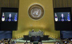 Covid-19: ONU reúne uma centena de líderes para discutir resposta à pandemia