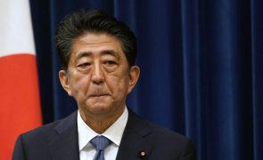 Procuradoria de Tóquio quer interrogar Shinzo Abe por uso indevido de fundos