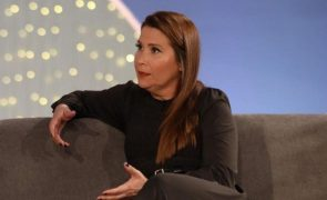 Cláudia Lopes desabafa com Cristina Ferreira:
