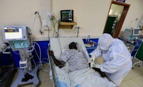 Covid-19: África com mais 259 mortes e mais 12.048 infetados em 24 horas