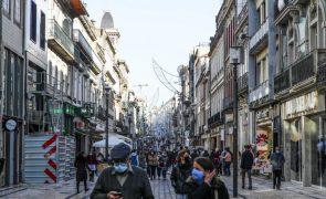 Covid-19: Epidemia atingiu o pico em Portugal no dia 25 de novembro