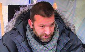 Ljubomir Stanisic abandona hospital contra a vontade dos médicos