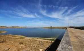 Dezanove albufeiras com menos de 40% de água no final de novembro