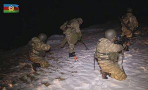 Azerbaijão com 2.783 soldados mortos no conflito de Nagorno-Karabakh