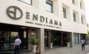 Estatal angolana Endiama anuncia lapidação de diamante rosa bruto de 46 quilates