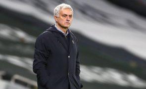 Web Summit: José Mourinho recebe prémio