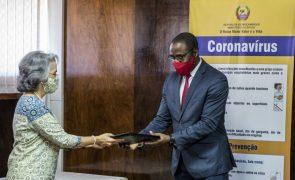 Covid-19: Moçambique terá seis milhões de vacinas