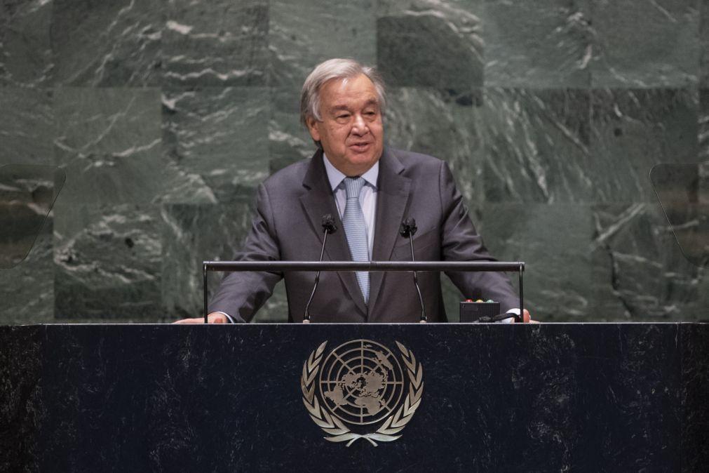 Covid-19: Guterres critica governos que ignoraram orientações da OMS
