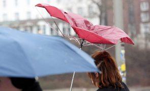 Proteção Civil alerta para agravamento das condições meteorológicas