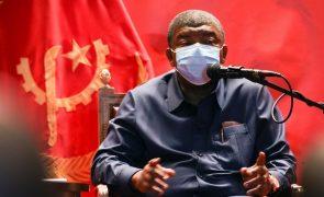 Covid-19: Angola já gastou 135,5 milhões de euros com a pandemia