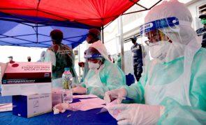 Covid-19: Angola contabilizou 42 novas infeções e mais uma morte