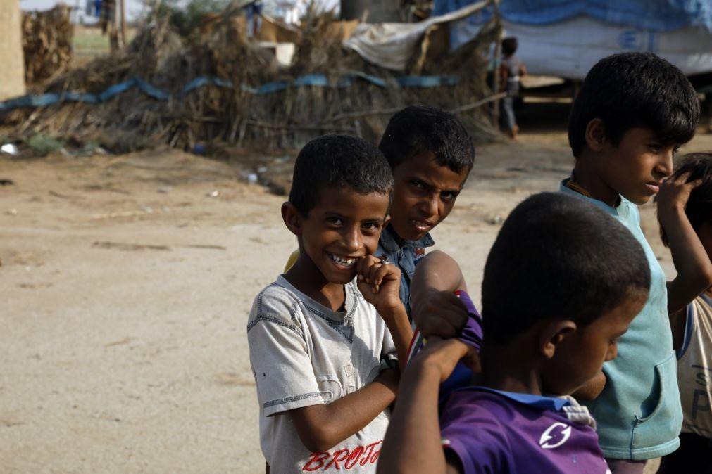 Covid-19: Unicef lança maior pedido de fundos da sua história