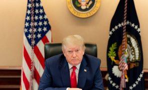 Governo Trump queixa-se do Facebook por