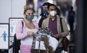Covid-19: EUA registam recorde diário de 2.907 mortos e mais de 210 mil casos