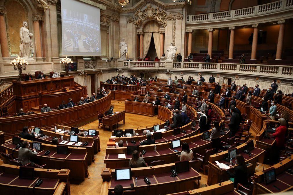 Covid-19: Deputados debatem hoje suspensão por dois anos da caducidade dos contratos coletivos