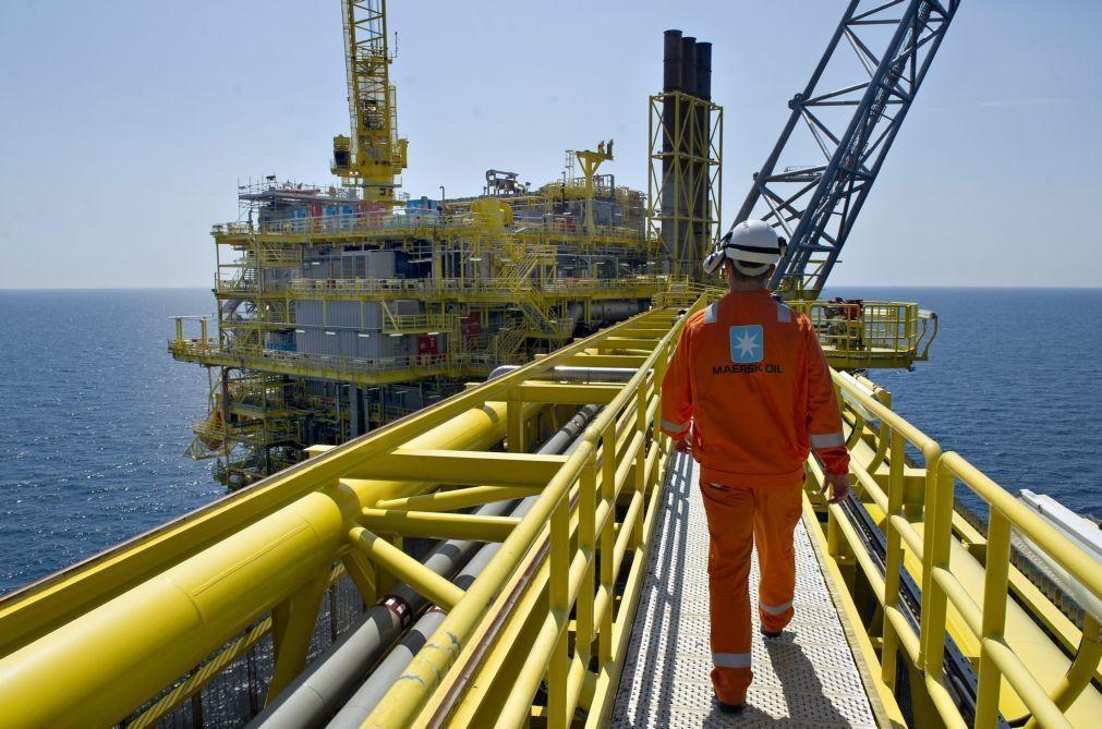 Dinamarca fixa fim da exploração petrolífera no Mar do Norte para 2050