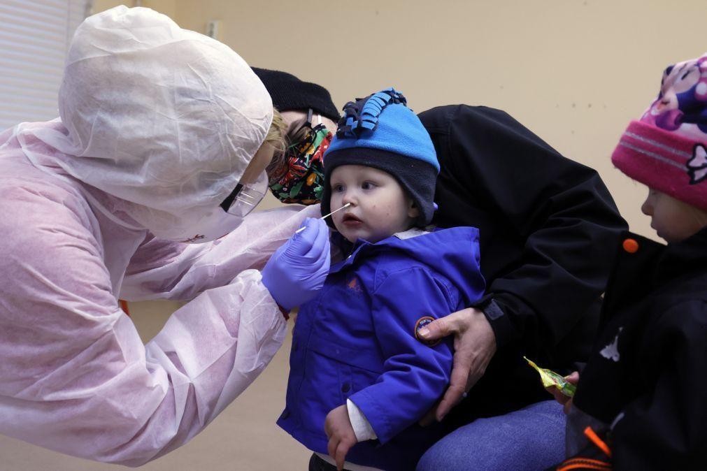 Covid-19: Alemanha regista 23.449 novas infeções e 432 mortes em 24 horas