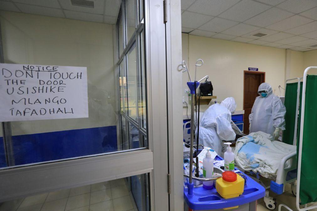 Covid-19: África com mais 334 mortes e mais 18.959 infetados em 24 horas