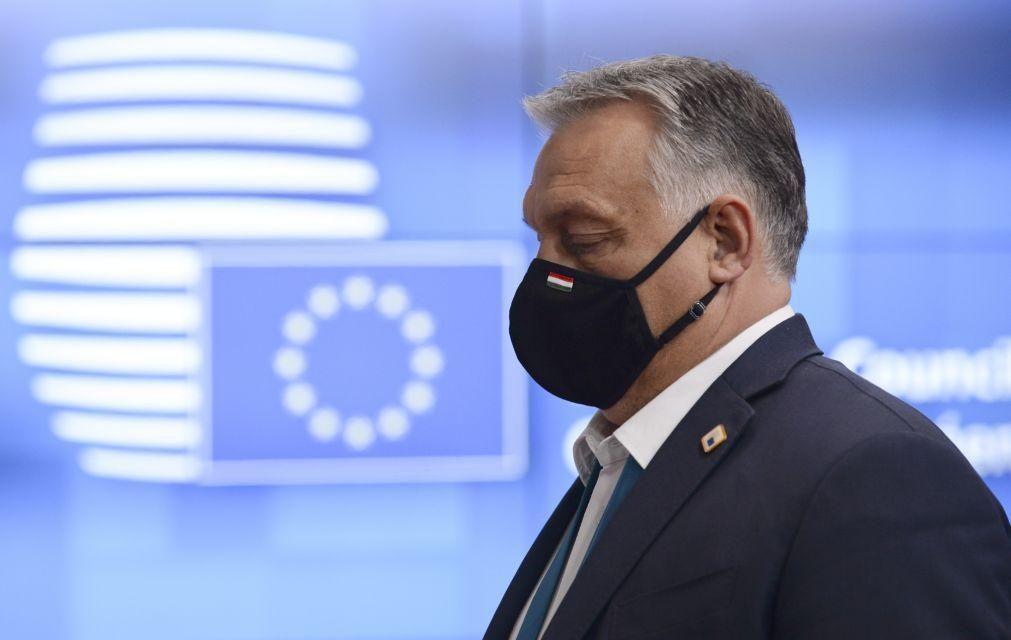 Orban reitera intenção de veto ao orçamento europeu apesar de proposta polaca