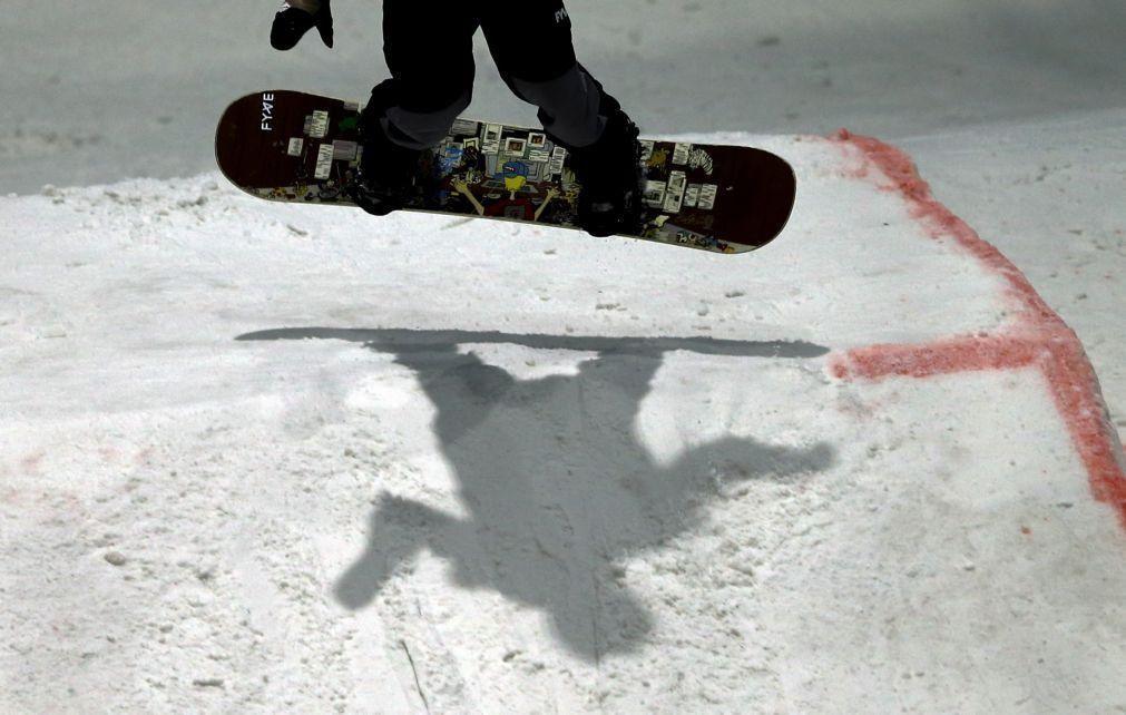 Covid-19: Mundiais de 'freestyle' e de 'snowboard' cancelados na China