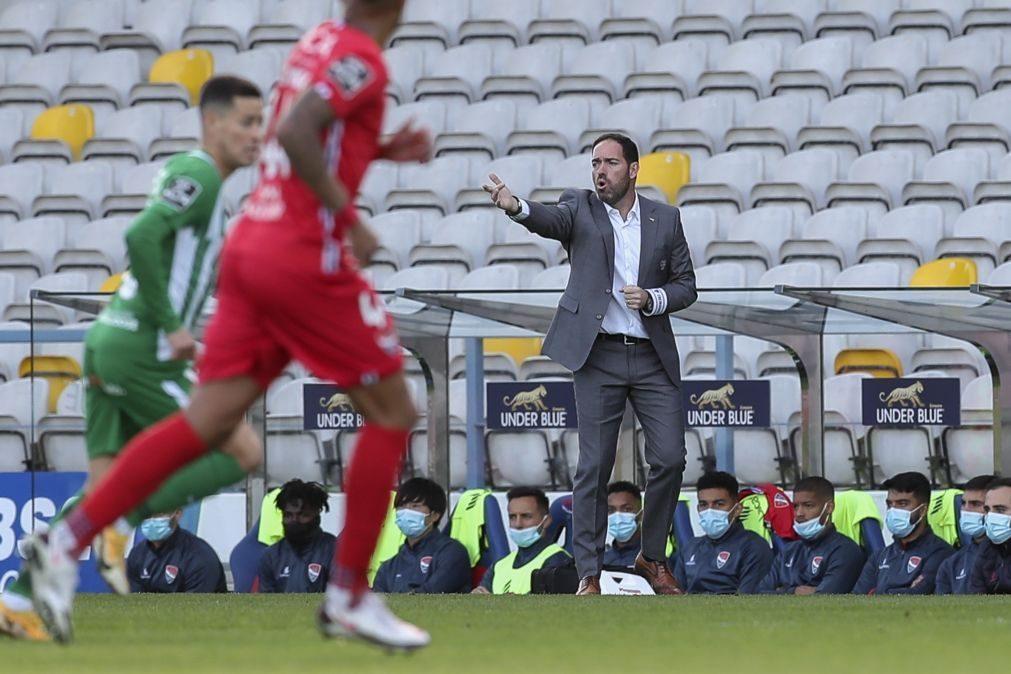 Ricardo Soares garante Gil Vicente com
