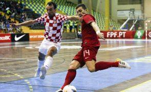 Mário Freitas substitui Ricardinho em estágio da seleção de futsal