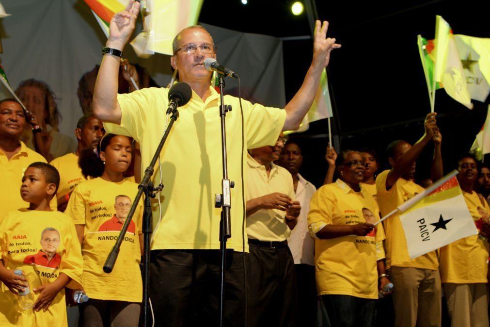 PAICV escolhe Fernando Moeda para coordenar eleições legislativas em Cabo Verde