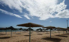 Covid-19: Algarve com ocupação hoteleira mais baixa dos últimos 24 anos em novembro