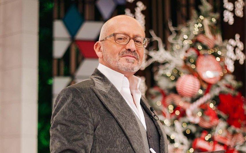 Manuel Luís Goucha Oferece oito casacos a padre