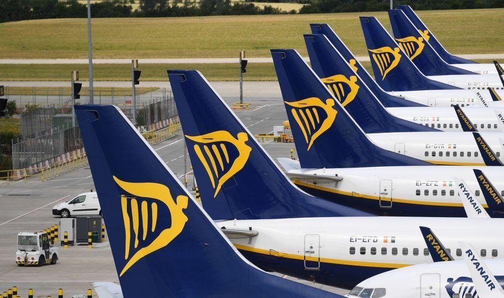 Sindicato acusa Ryanair de violar Código do Trabalho com despedimento coletivo no Porto