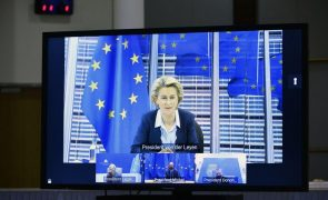 Brexit: Negociações suspensas, Von der Leyen e Johnson discutem sábado impasse