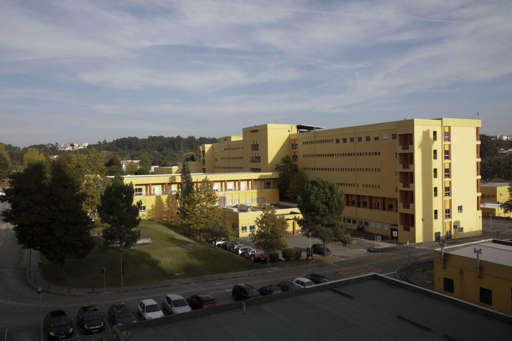 Surto no hospital de Leiria afeta 16 profissionais e 19 utentes