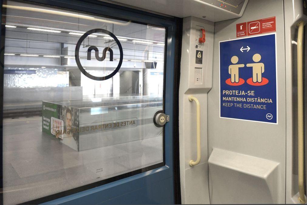 Linha do Metro do Porto interrompida em Gondomar reabre sábado às 06h00