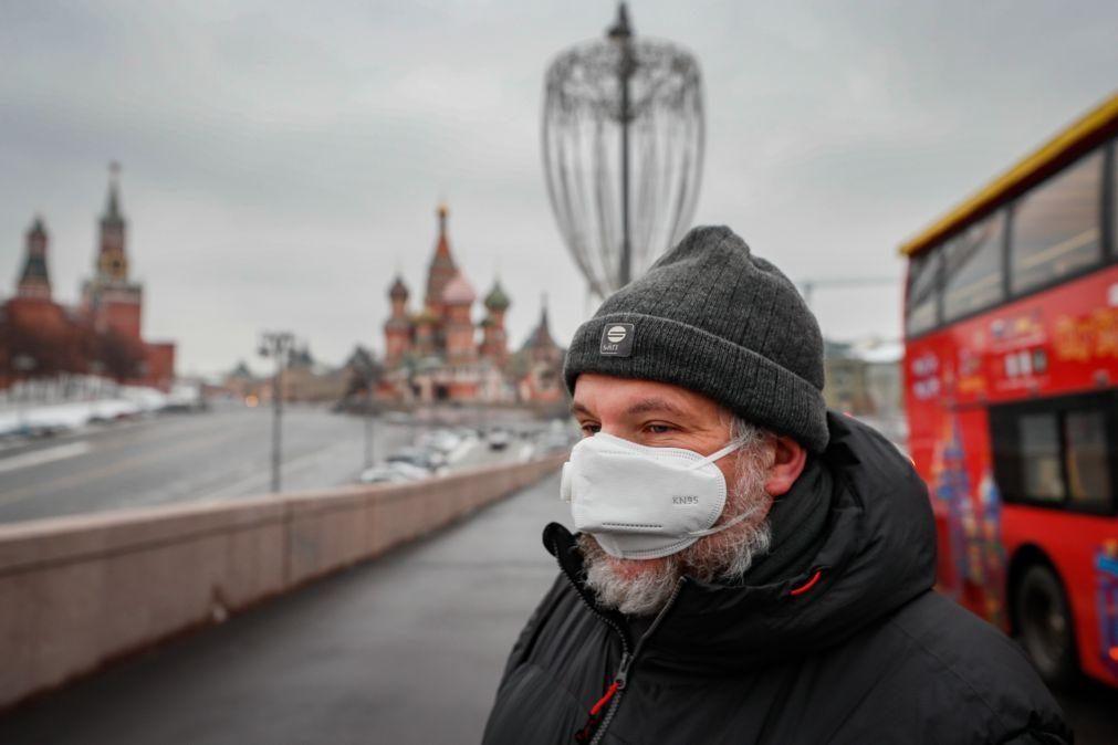 Covid-19: Rússia regista quase 29 mil casos de infeção, novo máximo diário