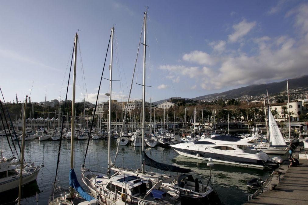Capitania do Funchal  insiste que barcos fiquem nos portos de abrigo